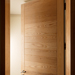 Ash Timber Grooved Door