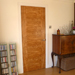 Olive Tree Veneered Door