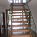 Walnut Doorsets and Oak Staircase