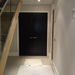 Stained Black Veneered Doors