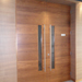 Walnut Veneered Acoustic Doorset