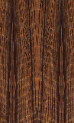 Black Figured Limba Veneer